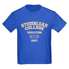 College Education Debt T