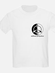 Without Prejudice Kids T-Shirt