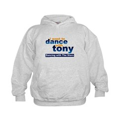 I want to Dance with Tony Hoodie