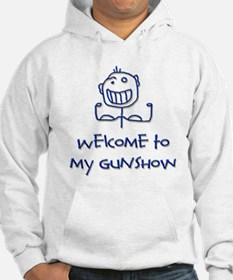 Welcome to... Hoodie