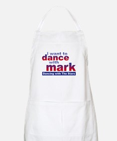 I Want to Dance with Mark Apron