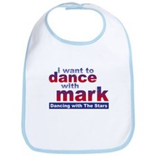 I Want to Dance with Mark Bib