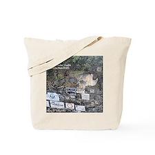 SKAGWAY GRAFITTI Tote Bag