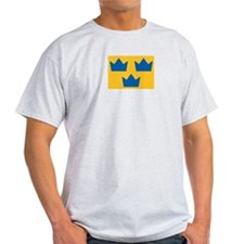 Sweden Hockey Logo T-Shirt