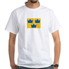Sweden Hockey Logo Shirt