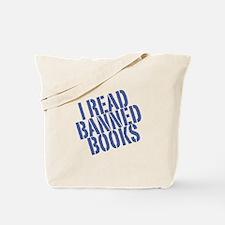 Unique Banned books Tote Bag