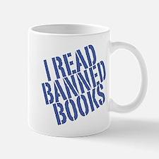 Cute Banned books Mug