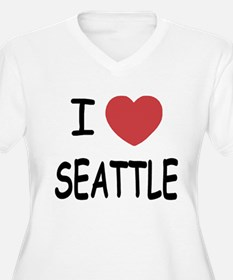 I heart Seattle T-Shirt