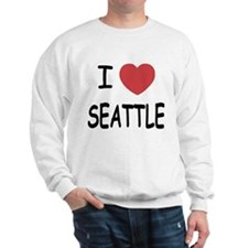 I heart Seattle Sweatshirt