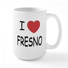 I heart Fresno Mug