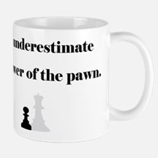 Power of the Pawn Mug