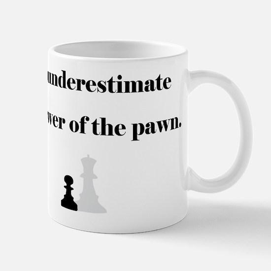 Power of the Pawn Mug
