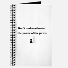 Power of the Pawn Journal