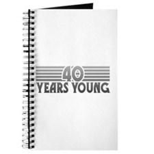40 Years Young Journal