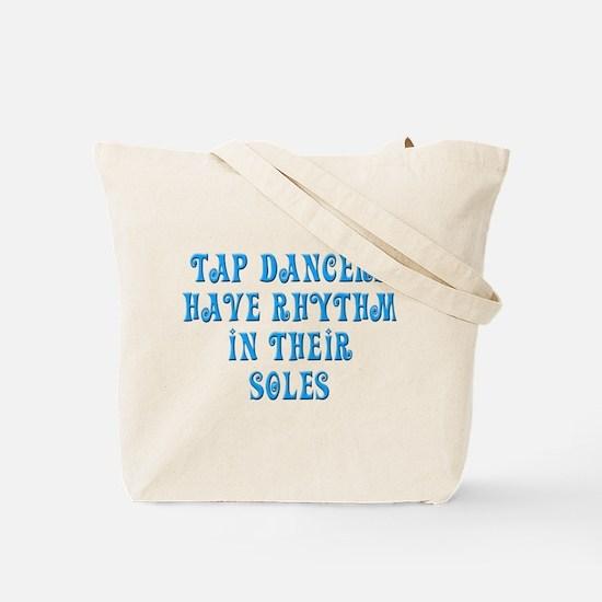 Unique Tap dance Tote Bag