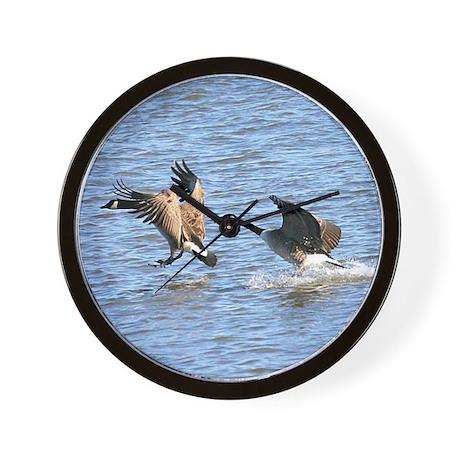 Waterfowl Wall Clock