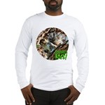Squirrel in Tree Photo Long Sleeve T-Shirt