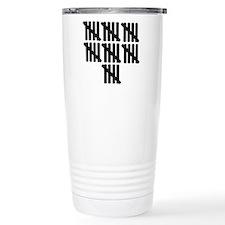 35th birthday Travel Coffee Mug