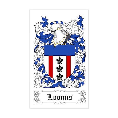 Loomis Sticker (Rectangular)