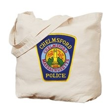 Chelmsford Police Tote Bag