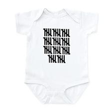 55th birthday Infant Bodysuit