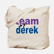 Team Derek DWTS Tote Bag