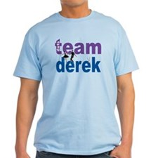 Team Derek DWTS Light T-Shirt