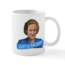 Anti Cameron Small Mug