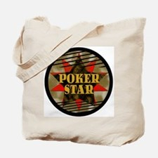 Poker Star! Tote Bag