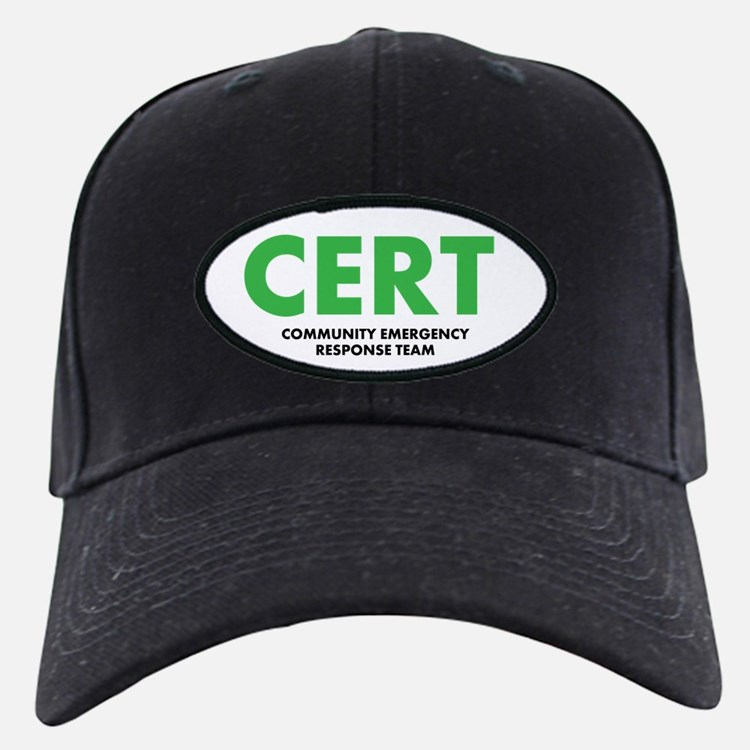 Official Cert Baseball Hat