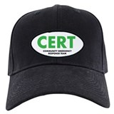 Cert Baseball Cap with Patch