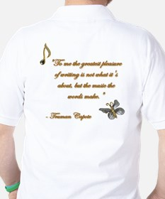 Music of Words T-Shirt