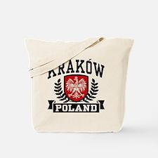 Krakow Poland Tote Bag