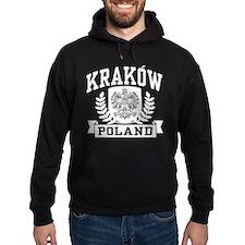Krakow Poland Hoodie