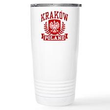 Krakow Poland Travel Mug