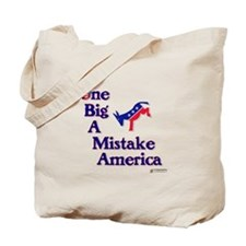 One Big A++ Mistake Tote Bag