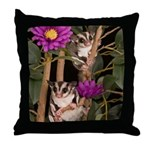 2 Gliders in Tree Throw Pillow
