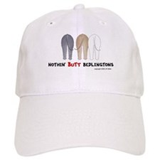 Nothin' Butt Bedlingtons Baseball Cap