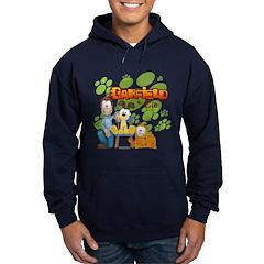 Garfield & Cie Logo Hoodie