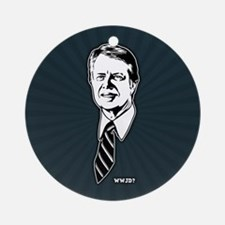 What Would Jimmy Do? Ornament (Round)