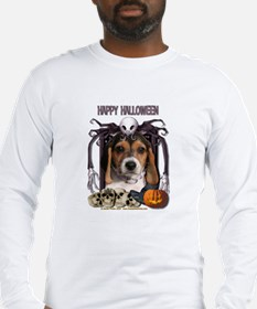 Halloween Nightmare - Beagle Long Sleeve T-Shirt
