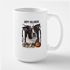 Halloween Nightmare - Boston Mug