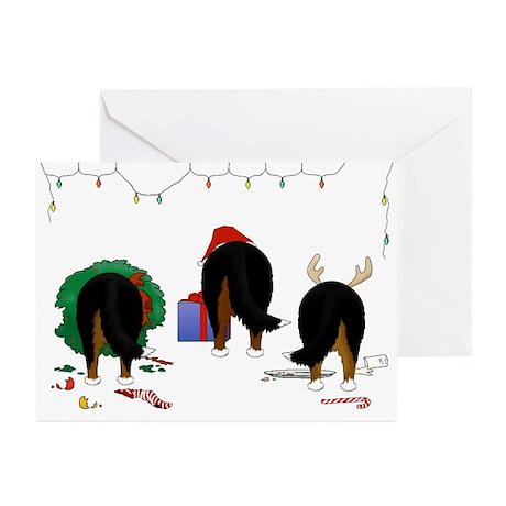 Berner Christmas Greeting Cards (Pk of 10)
