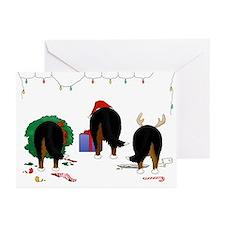 Berner Christmas Greeting Cards (Pk of 20)