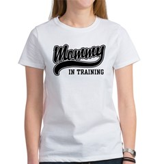 Mommy in Training Tee