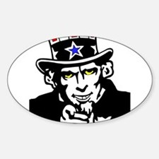 Evil Uncle Sam Decal