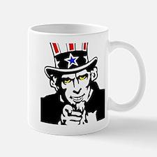 Evil Uncle Sam Mug