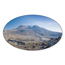 Mount St. Helens Decal