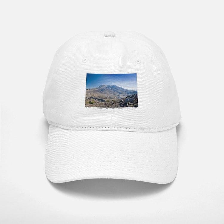 Mount St. Helens Baseball Baseball Cap