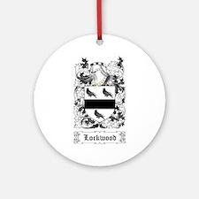 Lockwood Ornament (Round)